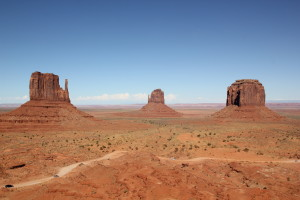 SwissMiss on Tour Monument Valley USA