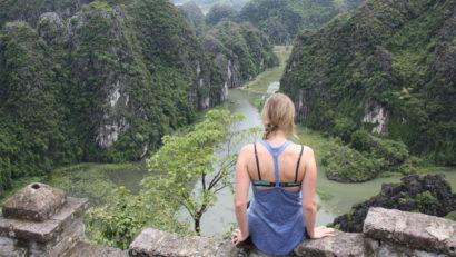 tam coc national park hike