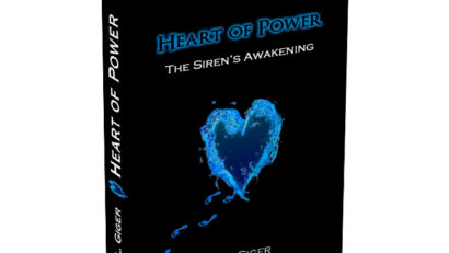 heart of power by s. l. giger
