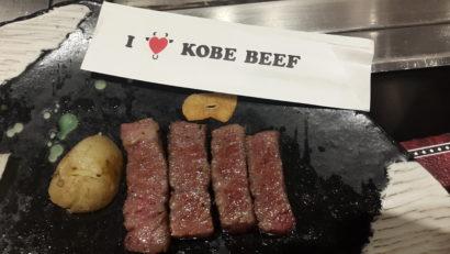 i love kobe beef