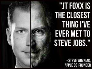 jt foxx inspires