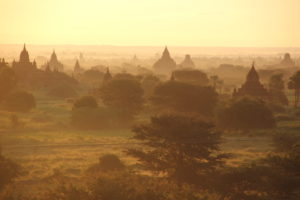 best temple in bagan
